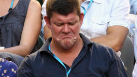 James Packer: born with a silver spoon in his mouth.