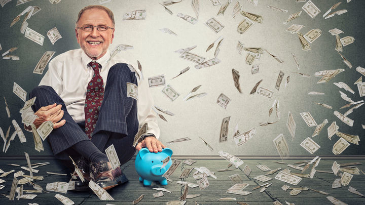 For retirees drawing on their funds,there are pitfalls to volatile investments.