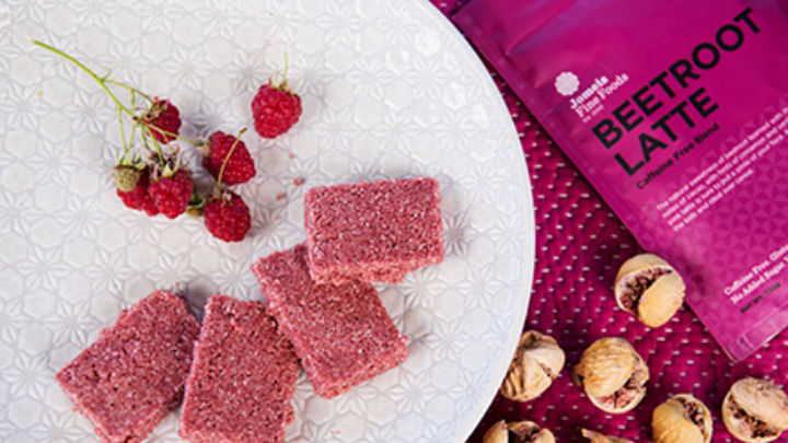 Beetroot fudge will be a popular treat in anyone's home! Picture: Supplied.