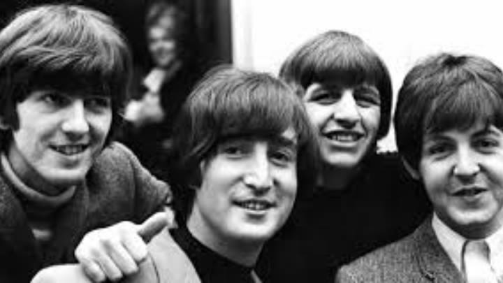 The Beatles, icons of the 1960s.