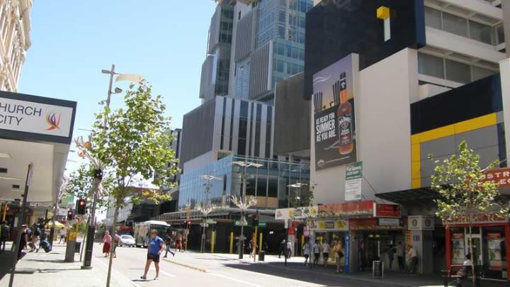 William Street Perth.