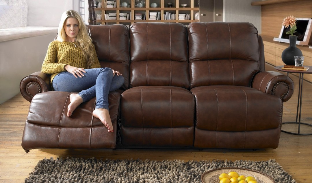 Heritage Leather Sofa Range | Sofology