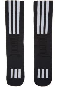 Y-3 Black & White Tech Socks