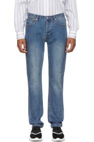 아페쎄 A.P.C. Indigo Petit New Standard Jeans