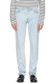 아페쎄 A.P.C. Blue Petit New Standard Jeans