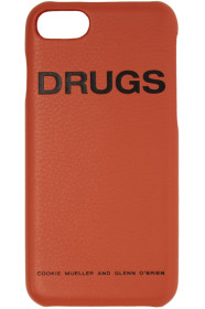 라프시몬스 아이폰7 케이스  Orange Drugs