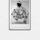 Sara Cwynar, Armor (Sebastian Schmid, Harnash, 1550-60. Kat. Nr. 139), 2017, c-print mounted on Dibond, 62 x 42 in. (157.48 x 106.68 cm.,) edition of 3 with 2 AP