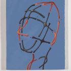 Sascha Braunig, Gyrase, 2015, oil on linen over panel, 10 x 8 in. (25.40 x 20.32 cm)