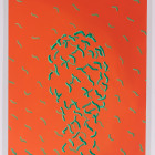 Sascha Braunig, Squirm, 2014, oil on linen over panel, 25 x 19 in. (63.5 x 48.3 cm.,) SB_FP2906