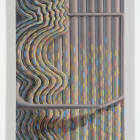 Sascha Braunig, Feeder, 2014, oil on linen over panel, 31 × 16 in. (78.74 × 40.64 cm.,) SB_FP3044