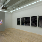 Olga Chernysheva, New Work, 2008, installation view, Foxy Production, New York. Photo: Mark Woods