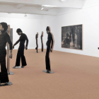 David Noonan, 2008, installation view, Chisenhale, London