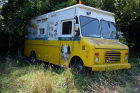 Detroit Photograph - Retired Abandoned Mister Softee Truck