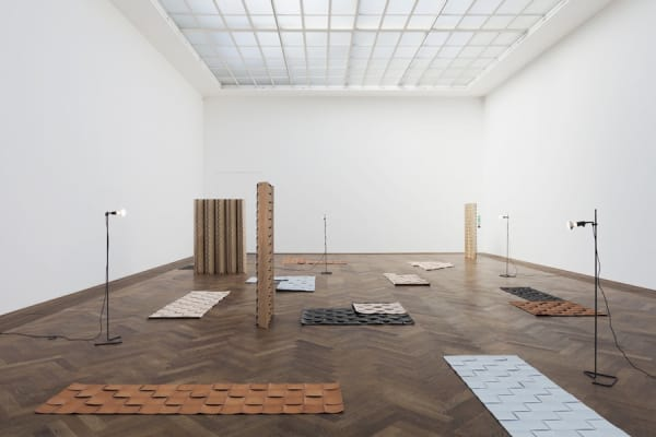 """the last days in chimalistac"" at Kunsthalle Basel, Switzerland"