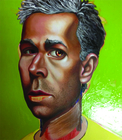 Portrait of Adam Yauch