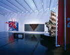 Installation View - The Menil Collection, Houston, Texas