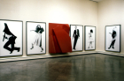 Installation View - Men in the Cities
