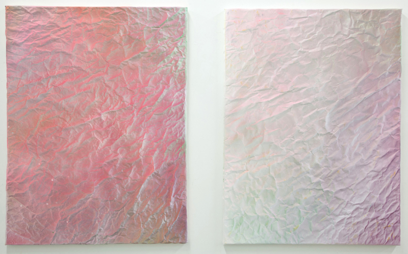 Current Paintings | # 60 & 61