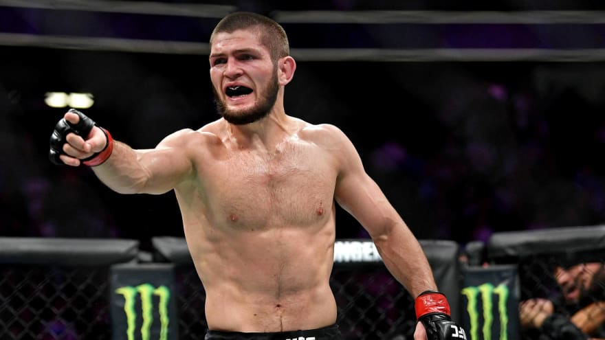 Father Of Ufc Star Khabib Nurmagomedov Dies At 57 From Coronavirus Complications Yardbarker