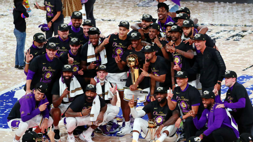 Lakers Became First NBA Team Ever To Accomplish This Feat