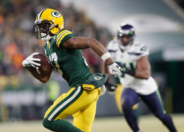 Davante Adams, WR, Green Bay Packers