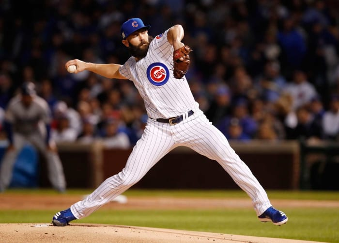 2013: Cubs acquire Jake Arrieta and Pedro Strop from the Orioles for Scott Feldman