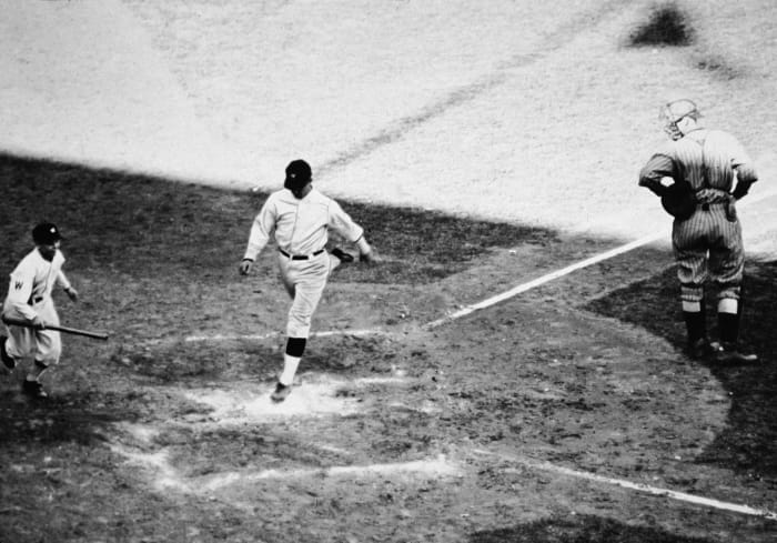 1924: Game 7 - Washington Senators 4, New York Giants 3 (12 innings)