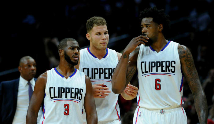 2014-15 Los Angeles Clippers