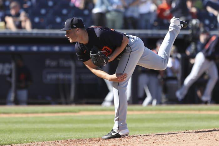 Detroit Tigers: Matt Manning, RHP