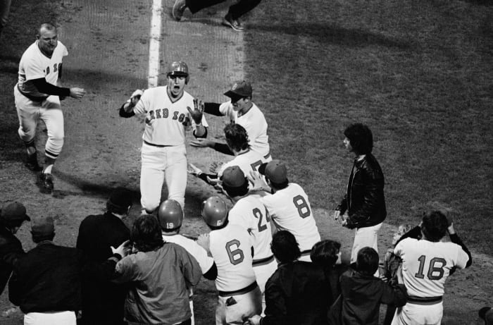 1975: Game 6 - Boston Red Sox 7, Cincinnati 6 (12 innings)