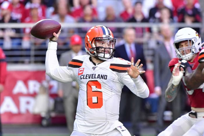 Winner: Baker Mayfield, QB, Browns