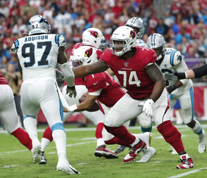 Arizona Cardinals: extending D.J. Humphries