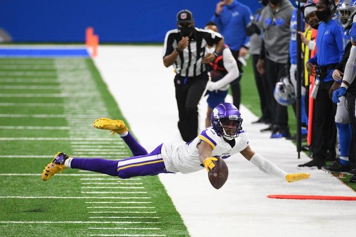 Vikings offense stabilized entering 2021