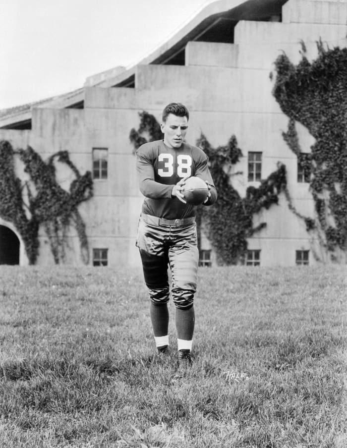 Sam Francis, FB, Philadelphia Eagles (1937)