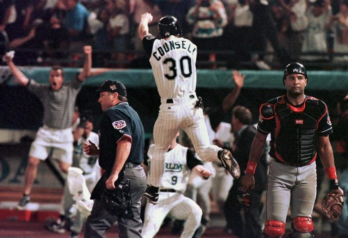 1997: Game 7 - Florida Marlins 3, Cleveland Indians 2 (11 innings)