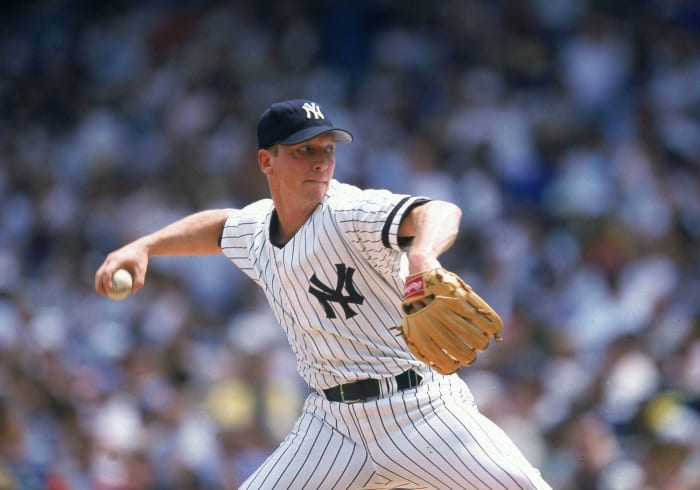 1995: Blue Jays trade David Cone to the Yankees for Marty Janzen, Jason Jarvis, and Mike Gordon