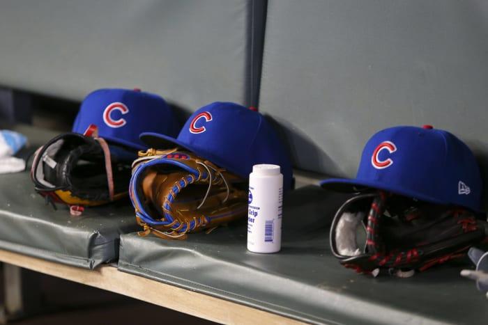 Chicago Cubs: Miguel Amaya, C