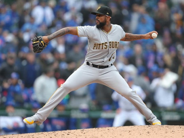 2016: Pirates acquire Felipe Rivero (Vazquez) and Taylor Hearn from the Nationals for Mark Melancon