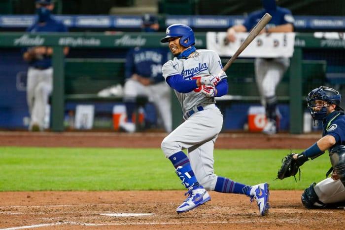 27: Mookie Betts, RF, Dodgers