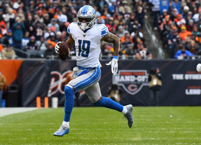Detroit Lions: Kenny Golladay, WR