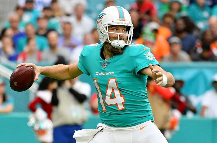 Miami Dolphins: Quarterback