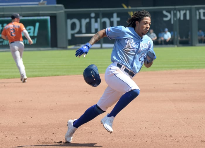 Adalberto Mondesi, SS  Kansas City Royals