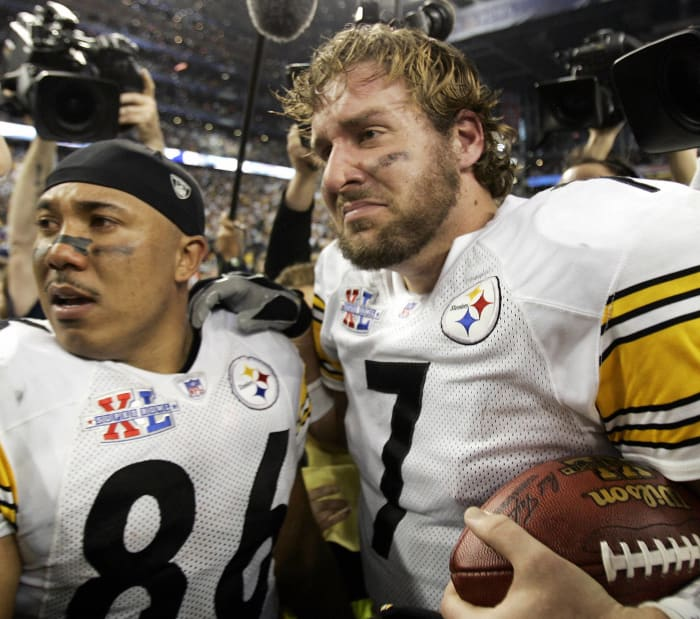 Super Bowl XL: Roethlisberger's bad day ends well
