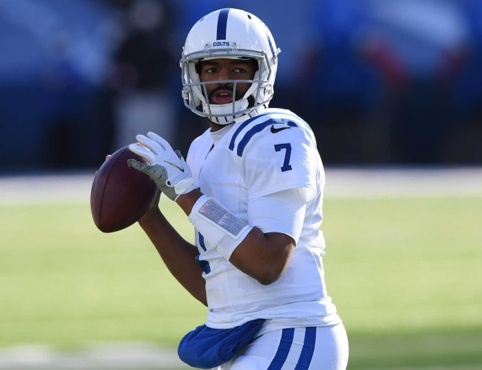 Patriots sign Jacoby Brissett