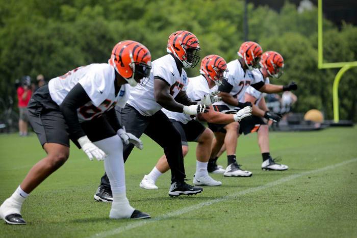 Cincinnati Bengals: Offensive line