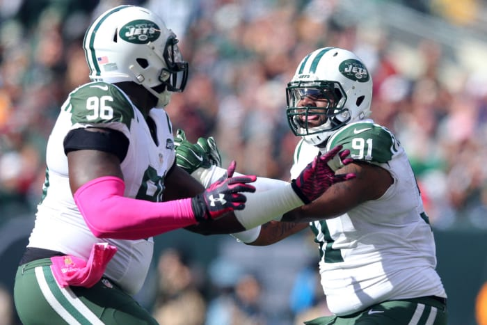 T-24. Muhammad Wilkerson and Sheldon Richardson