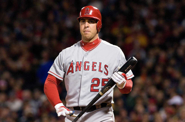 2008: Angels acquire Mark Teixeira from the Braves for Casey Kotchman