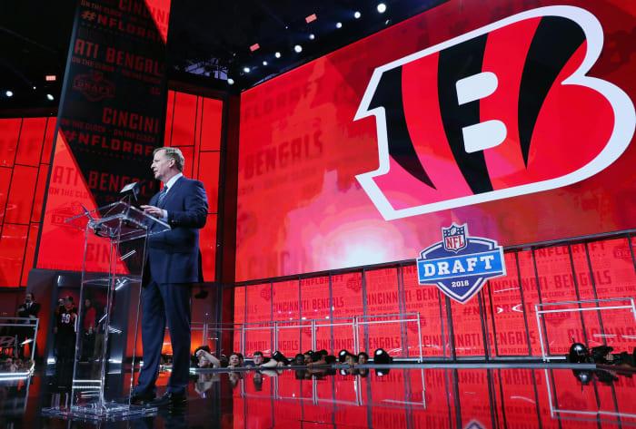 Draft simulado de la primera ronda de la NFL: 20 de abril