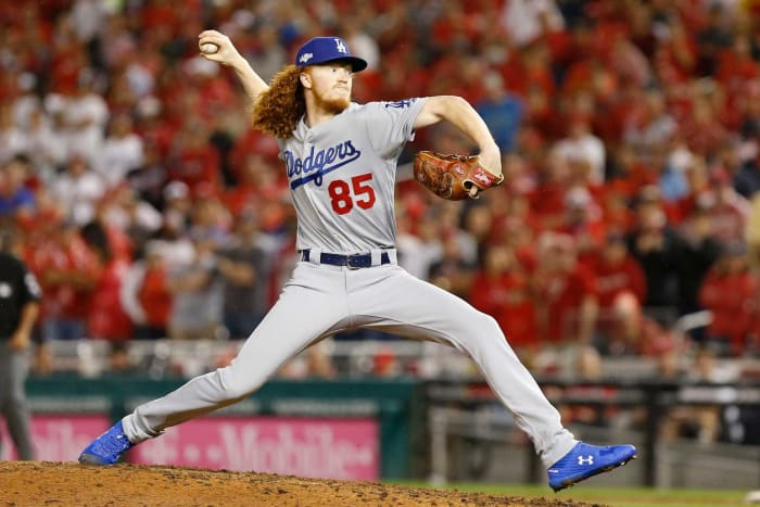 Los Angeles Dodgers: Dustin May, SP
