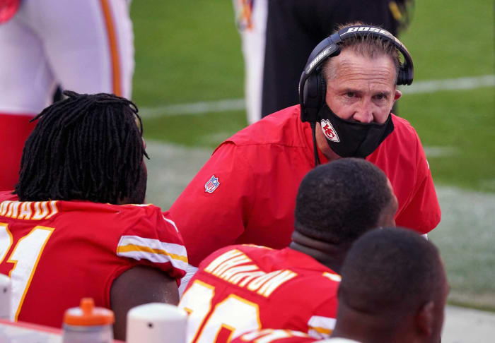 Chiefs: Steve Spagnuolo, defensive coordinator